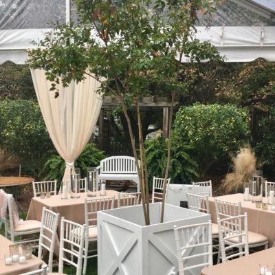 custom built items, custom built furniture rentals, custom event design, events, social events, corporate events, weddings,